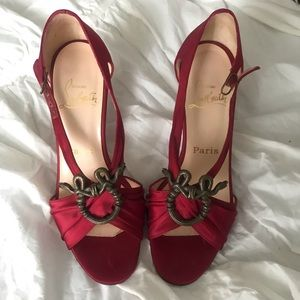 Christian Louboutin Shoes - Christian Louboutin Kitten Heel